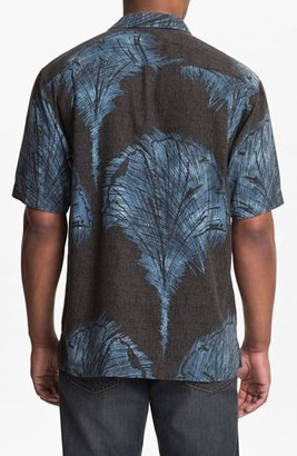 Tommy Bahama 'Fanarama' Silk Campshirt