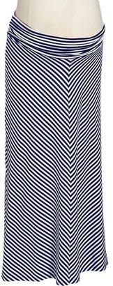 Old Navy Maternity Chevron-Striped Maxi Skirts