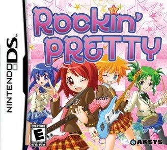 Nintendo Aksys Rockin Pretty DS)