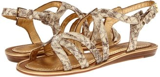 Kate Spade Intro (Neutral Snake Print) - Footwear