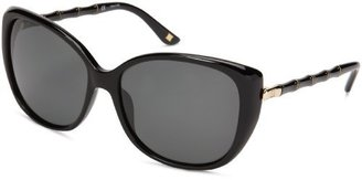 Escada Sunglasses SES228-700P Cat Eye Non-Polarized Sunglasses