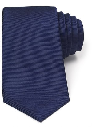 Turnbull & Asser Solid Rib Wide Tie $190 thestylecure.com