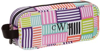 STUDY Gear-Up Neon Patchwork Pencil Case
