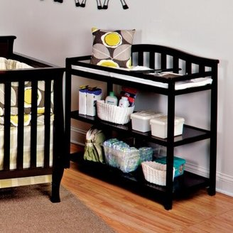 Child Craft Camden Changing Table Color: Jamocha