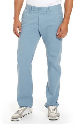 HUGO BOSS 'Lillon' | Regular Fit, Stretch-Cotton Casual Pant by BOSS Green