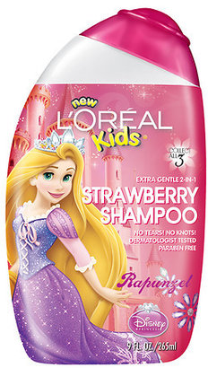L'Oreal Kids Extra Gentle 2-in-1 Shampoo Rapunzel / Strawberry