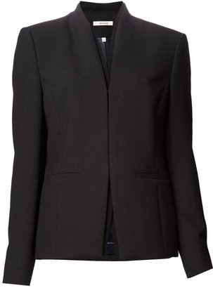 J Brand double collar blazer