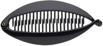 DCNL Hair Accessories Black Banana Clip