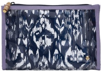 Stephanie Johnson St. Lucia Medium Zip Cosmetic Case