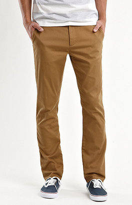 Bullhead Dillon Skinny Chino Ducky Tan Pants