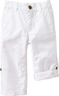 Old Navy Linen-Blend Roll-Up Pants for Baby