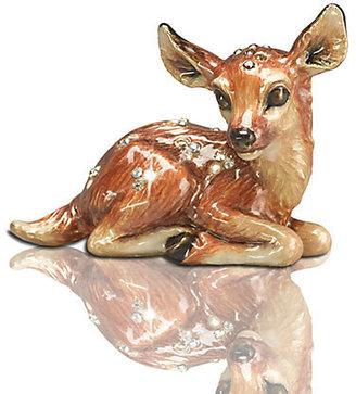Jay Strongwater Fawn Mini Figurine