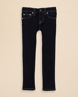 Ralph Lauren Girls' Bowery Skinny Color Jeans - Sizes 2-6X