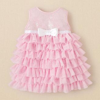 Children's Place Mesh sparkle dress