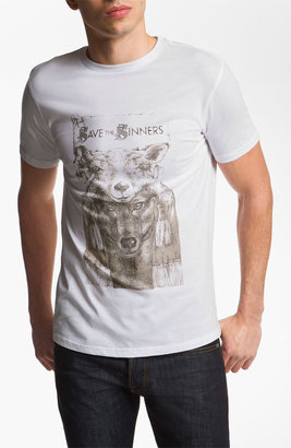 Diesel 'The Beast' Graphic T-Shirt