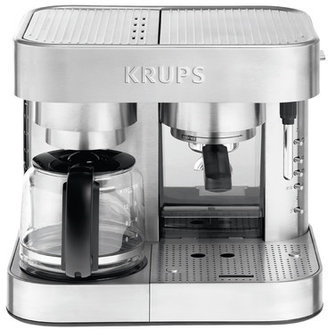Krups Combo Coffee/Espresso Maker