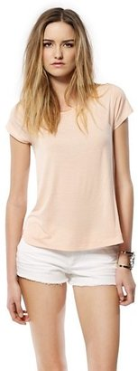 Juicy Couture Striped Boatneck Tee