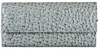 Merona® Crinkle Check Clutch - Gray