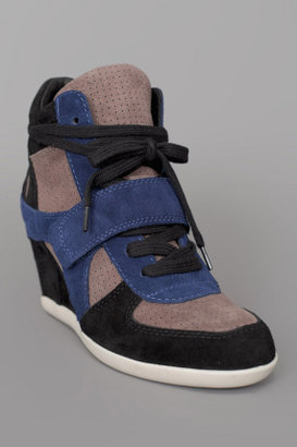 Ash Bowie Multi Sneakers Blue