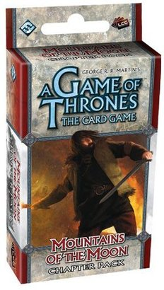 Fantasy Flight Games A Game Of Thrones LCG: Mountains Of The Moon Chapter Pack