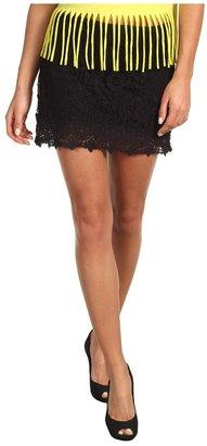 Billabong In Ur Dreams Skirt (Black) - Apparel