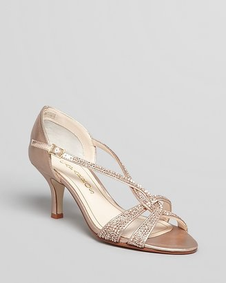 Caparros Evening Sandals - Forever Mid Heel