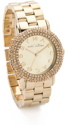 Marc by Marc Jacobs Marci Pave Watch