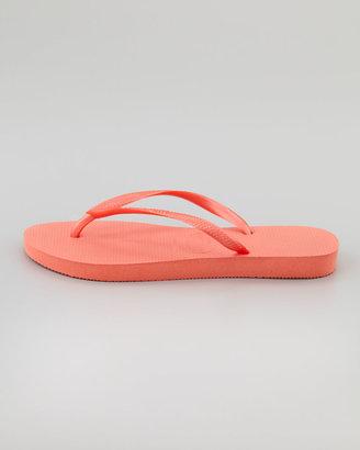 Havaianas Slim Flip-Flop, Salmon