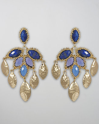 Kendra Scott Nora Earrings, Macaw