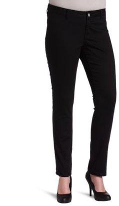 Southpole Juniors Plus-Size BASIC Uniform Low Rise Straight Fit Pant