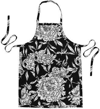 Watershed peony apron