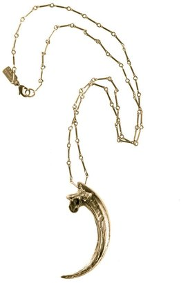 Pamela Love Eagle Claw Necklace
