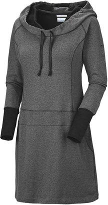 Columbia Heather Honey Dress - Hooded, Long Sleeve (For Women)