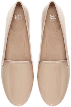 Zara Basic Slip-On Shoes