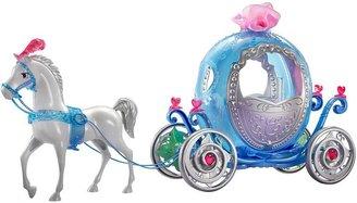 Mattel Disney princess cinderella's transforming pumpkin carriage