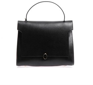 Anya Hindmarch Deconstructed Bathurst leather tote