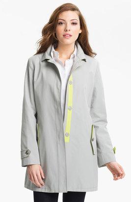 Cinzia Rocca Convertible Collar Coat
