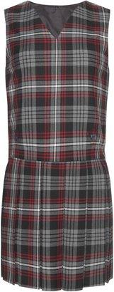 Unbranded School Girls' Tunic, Tartan