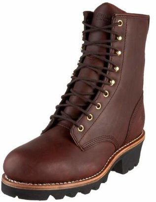 "Chippewa Men's 8"" Insulated Steel Toe EH Logger Boot"