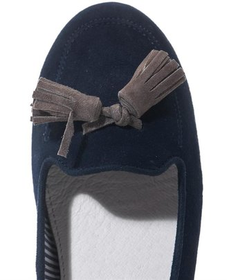 Charles Philip Shanghai Sylvie suede slippers