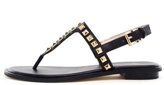 Michael Kors Alexi Studded Flat Sandal