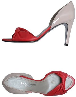 JANEMOX BY RIGHI JR High-heeled sandals