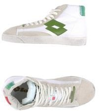 Lotto High-top sneakers