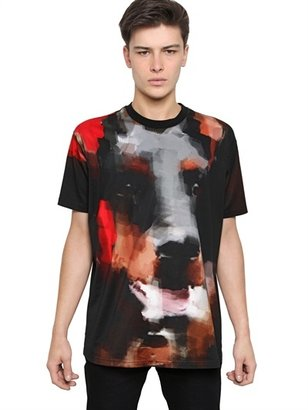Givenchy Columbian Fit Cotton Jersey T-Shirt