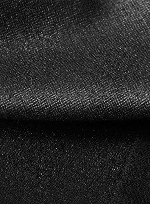 Topman Black Knee Panel Meggings
