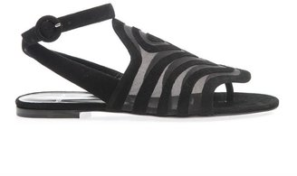 Pierre Hardy Bowie mesh sandals