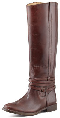Frye Shirley Riding Plate Boot