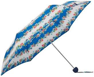 Fulton Superslim Nautical Floral Print Umbrella