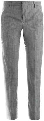 Jil Sander Niccolo Glen check wool trousers