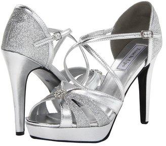 Touch Ups Stella (Silver Glitter/Metallic) - Footwear